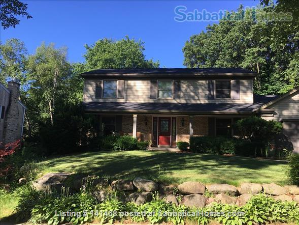 Beautiful, fully furnished home 10 minutes away from UW Madison Home Rental in Madison, Wisconsin, United States 3