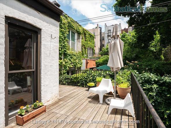 Park Slope Brownstone triplex Home Rental in Park Slope, New York, United States 9