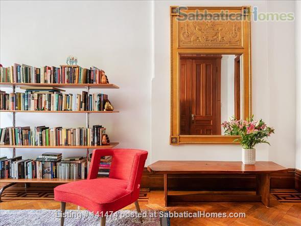Park Slope Brownstone triplex Home Rental in Park Slope, New York, United States 1