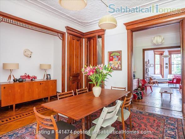 Park Slope Brownstone triplex Home Rental in Park Slope, New York, United States 0
