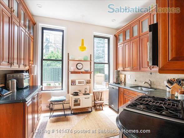 Park Slope Brownstone triplex Home Rental in Park Slope, New York, United States 2