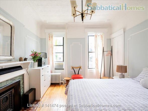 Park Slope Brownstone triplex Home Rental in Park Slope, New York, United States 3