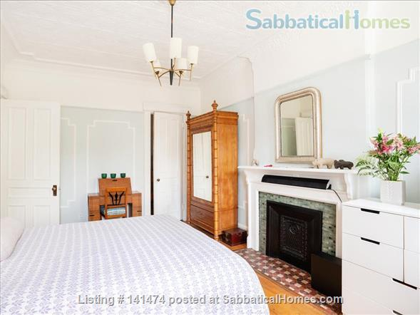 Park Slope Brownstone triplex Home Rental in Park Slope, New York, United States 4