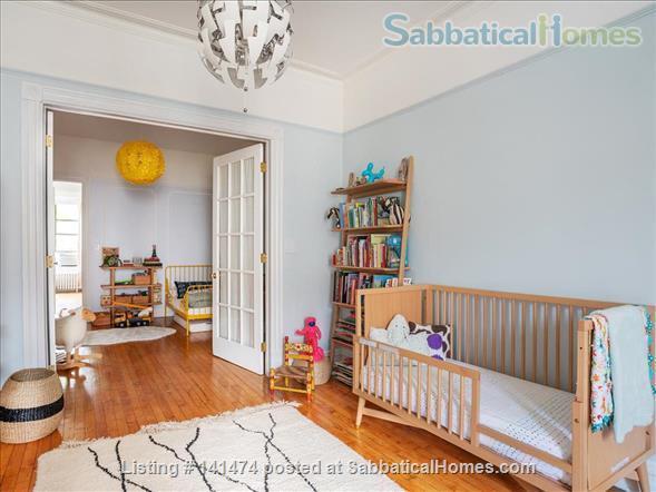 Park Slope Brownstone triplex Home Rental in Park Slope, New York, United States 5