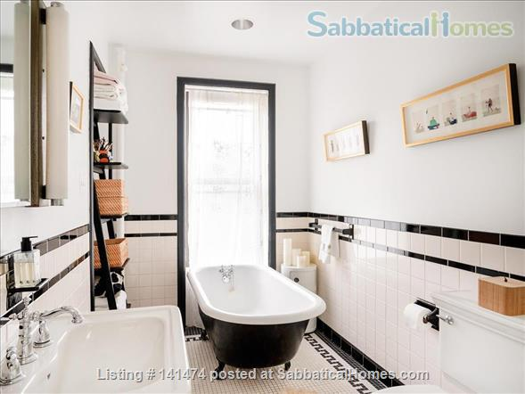 Park Slope Brownstone triplex Home Rental in Park Slope, New York, United States 8