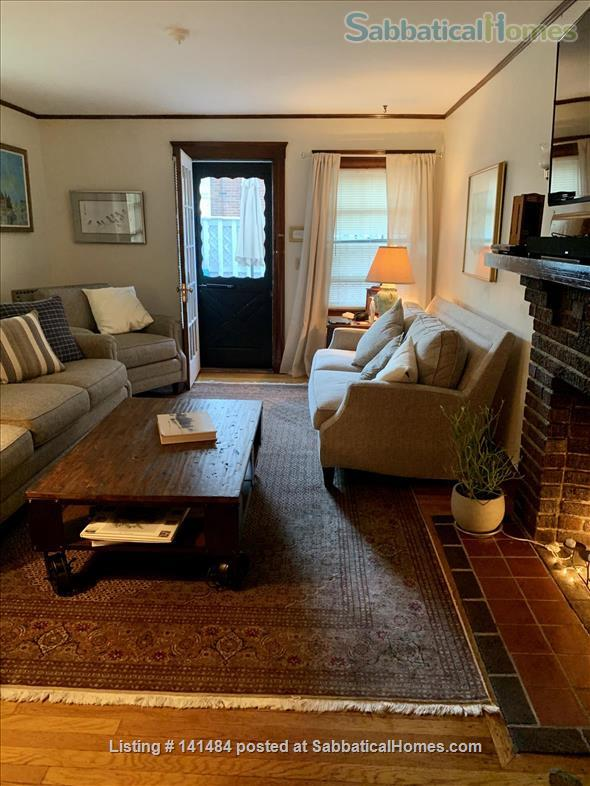 Lovely apartment minutes from Boston academic and medical centers Home Exchange in Needham, Massachusetts, United States 1