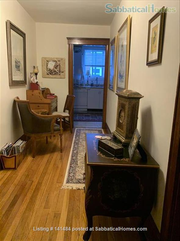 Lovely apartment minutes from Boston academic and medical centers Home Exchange in Needham, Massachusetts, United States 0