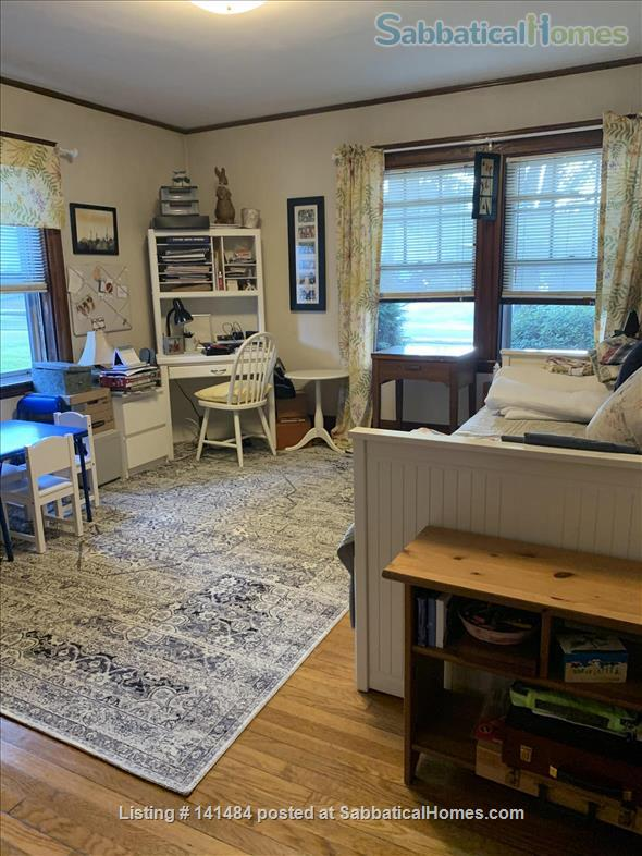 Lovely apartment minutes from Boston academic and medical centers Home Exchange in Needham, Massachusetts, United States 3