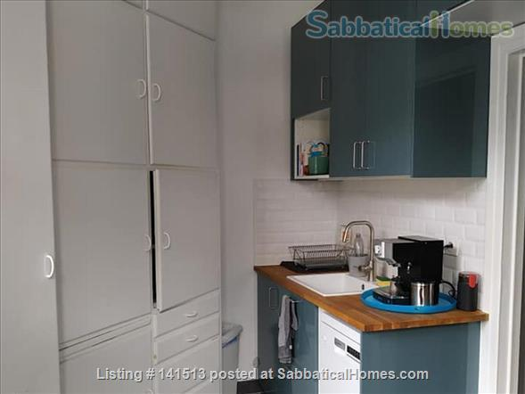 fully renovated 2-bedroom flat on Av Louise Home Rental in Bruxelles, Bruxelles, Belgium 2