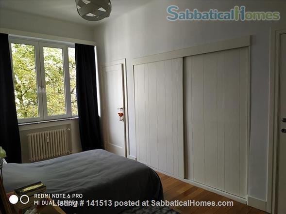 fully renovated 2-bedroom flat on Av Louise Home Rental in Bruxelles, Bruxelles, Belgium 3