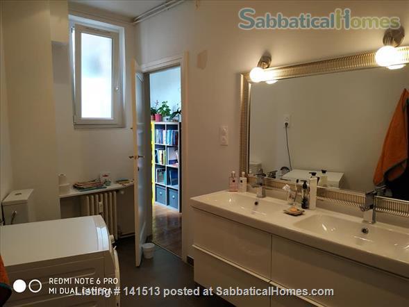 fully renovated 2-bedroom flat on Av Louise Home Rental in Bruxelles, Bruxelles, Belgium 4
