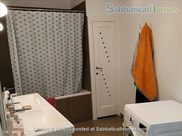 fully renovated 2-bedroom flat on Av Louise Home Rental in Bruxelles, Bruxelles, Belgium 6