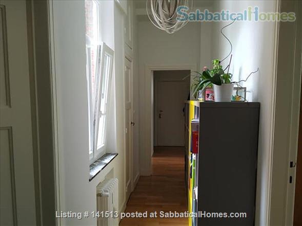 fully renovated 2-bedroom flat on Av Louise Home Rental in Bruxelles, Bruxelles, Belgium 7
