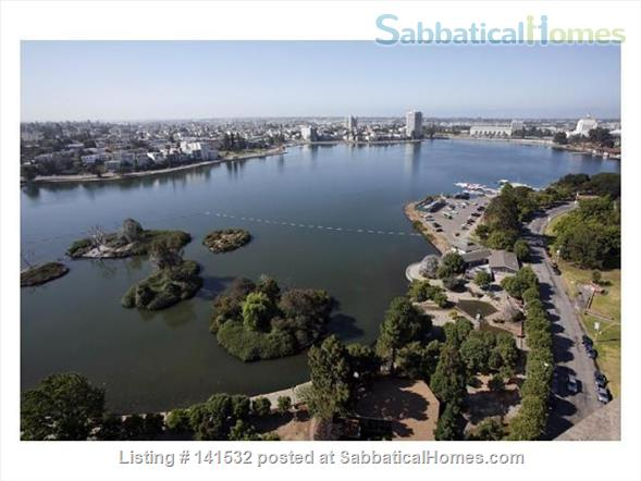 Fully Furnished Resort Living  with unobstructed Lake and Bay Views Home Rental in Oakland, California, United States 1