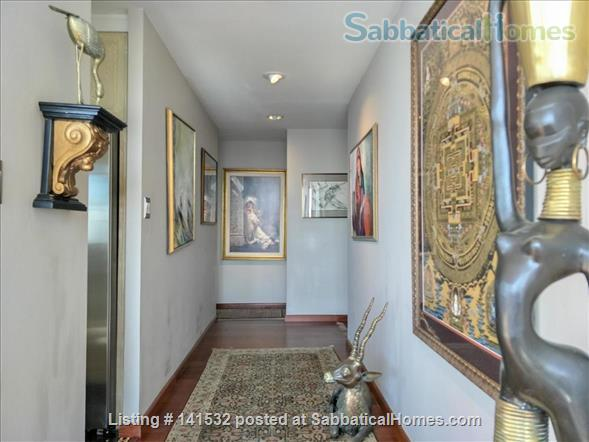 Fully Furnished Resort Living  with unobstructed Lake and Bay Views Home Rental in Oakland, California, United States 4