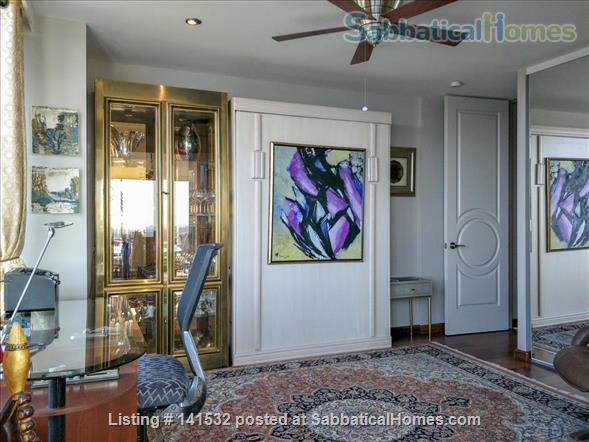 Fully Furnished Resort Living  with unobstructed Lake and Bay Views Home Rental in Oakland, California, United States 7