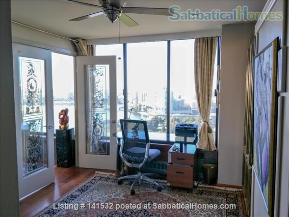 Fully Furnished Resort Living  with unobstructed Lake and Bay Views Home Rental in Oakland, California, United States 8