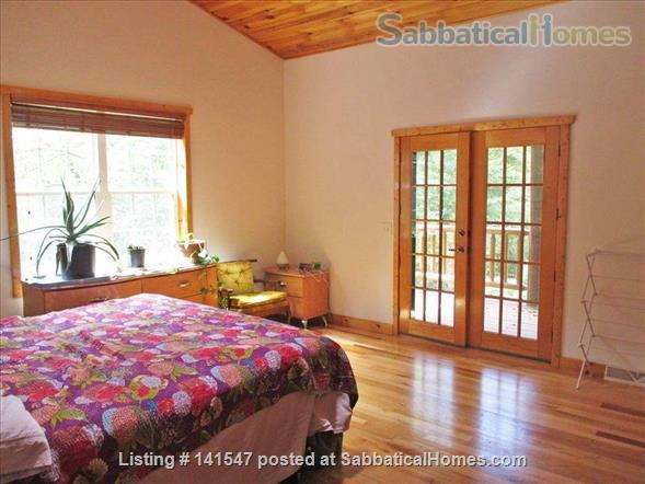 Beautiful Log River Home  20 minute commute to Madison   Home Rental in Poynette, Wisconsin, United States 8