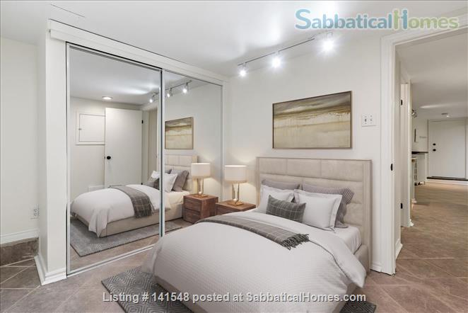 Beautiful I bedroom basement Apartment in the Annex Home Rental in Toronto, Ontario, Canada 4
