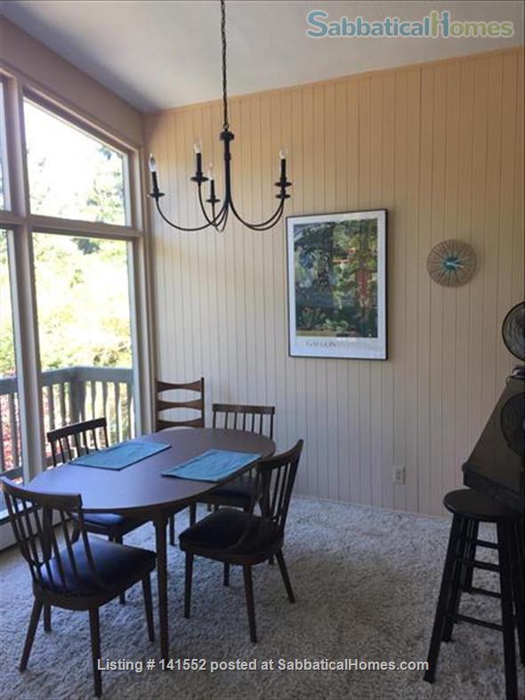 Bright and Stylish, one mile from the University of Oregon Home Exchange in Eugene, Oregon, United States 8