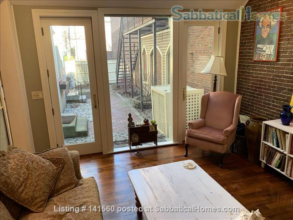 Historic Charlestown Condo Home Rental in Boston, Massachusetts, United States 1