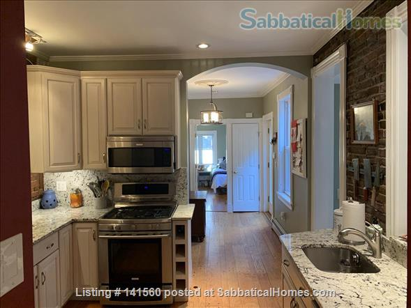 Historic Charlestown Condo Home Rental in Boston, Massachusetts, United States 2