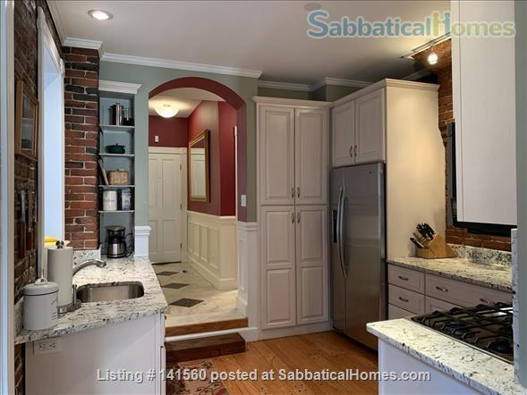 Historic Charlestown Condo Home Rental in Boston, Massachusetts, United States 3