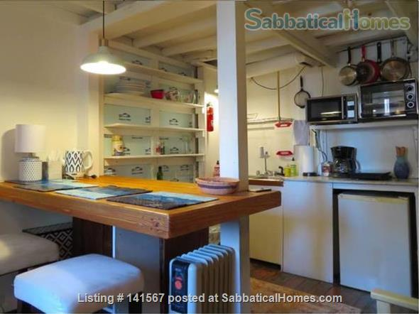 Unique 1BR loft apartment w/large outdoor terrace - across from NYU Home Rental in New York 0