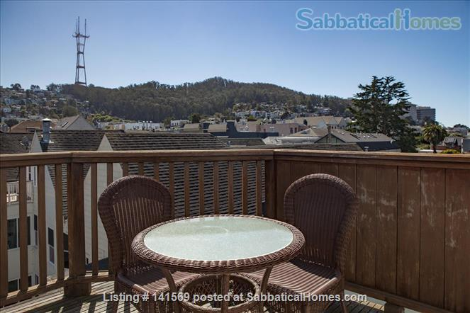 Gorgeous 2 Bedroom/2 Bath in the heart of Cole Valley, San Francisco Home Rental in San Francisco, California, United States 9