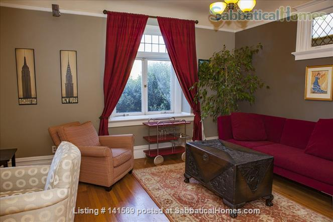 Gorgeous 2 Bedroom/2 Bath in the heart of Cole Valley, San Francisco Home Rental in San Francisco, California, United States 1