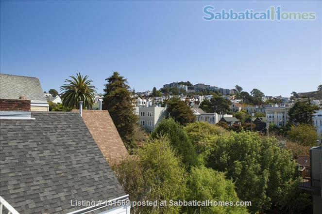 Gorgeous 2 Bedroom/2 Bath in the heart of Cole Valley, San Francisco Home Rental in San Francisco, California, United States 5