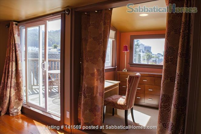 Gorgeous 2 Bedroom/2 Bath in the heart of Cole Valley, San Francisco Home Rental in San Francisco, California, United States 7