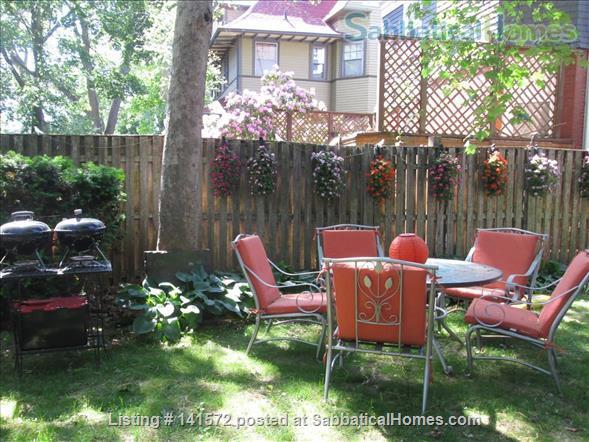 Charming 3 br apartment East Side of Providence Home Rental in Providence, Rhode Island, United States 1