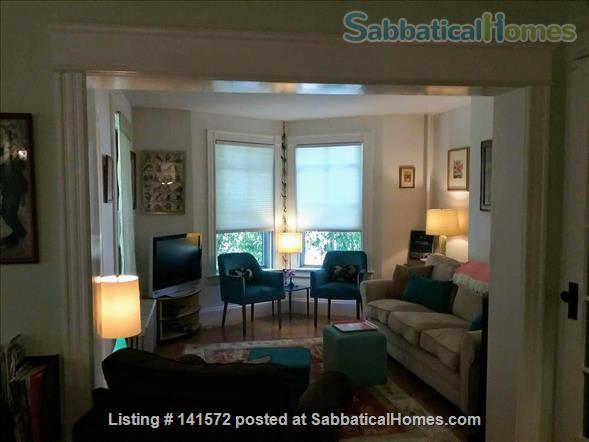 Charming 3 br apartment East Side of Providence Home Rental in Providence, Rhode Island, United States 2