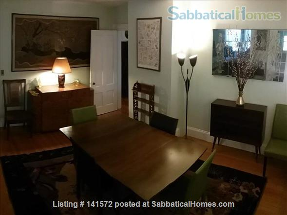 Charming 3 br apartment East Side of Providence Home Rental in Providence, Rhode Island, United States 3