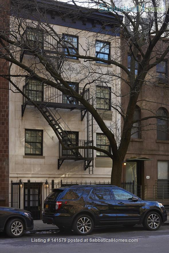 Penthouse in Chelsea Brownstone Home Rental in New York, New York, United States 2