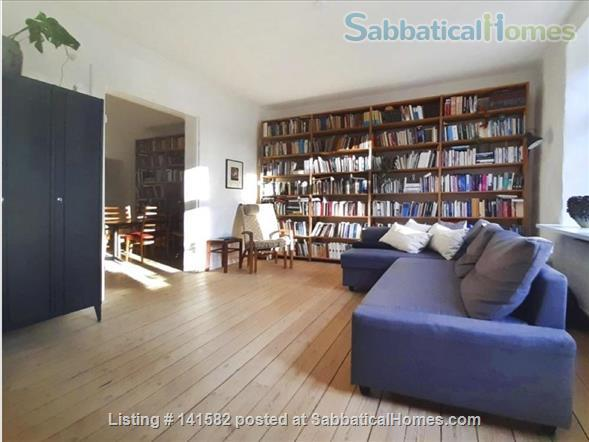 Family Friendly Apartment in City Center of Aarhus Home Rental in Aarhus 0 - thumbnail