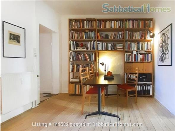 Family Friendly Apartment in City Center of Aarhus Home Rental in Aarhus 2 - thumbnail