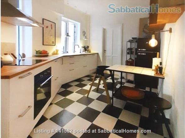 Family Friendly Apartment in City Center of Aarhus Home Rental in Aarhus 3 - thumbnail