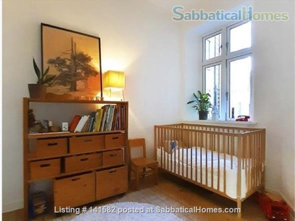 Family Friendly Apartment in City Center of Aarhus Home Rental in Aarhus 4 - thumbnail