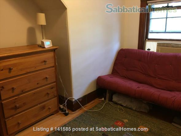 Large bedroom, separate office, private bath Home Rental in Arlington, Massachusetts, United States 2