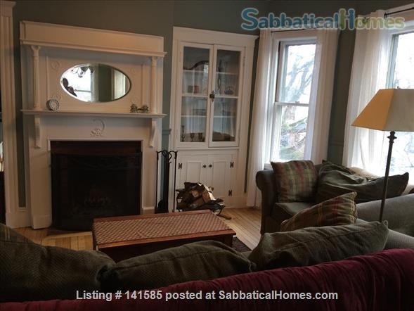 Large bedroom, separate office, private bath Home Rental in Arlington, Massachusetts, United States 4