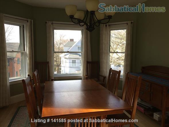 Large bedroom, separate office, private bath Home Rental in Arlington, Massachusetts, United States 5