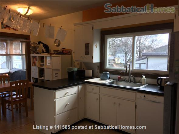 Large bedroom, separate office, private bath Home Rental in Arlington, Massachusetts, United States 6
