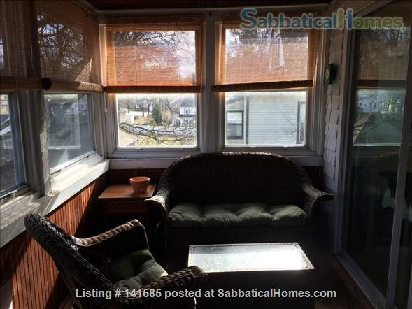 Large bedroom, separate office, private bath Home Rental in Arlington, Massachusetts, United States 7