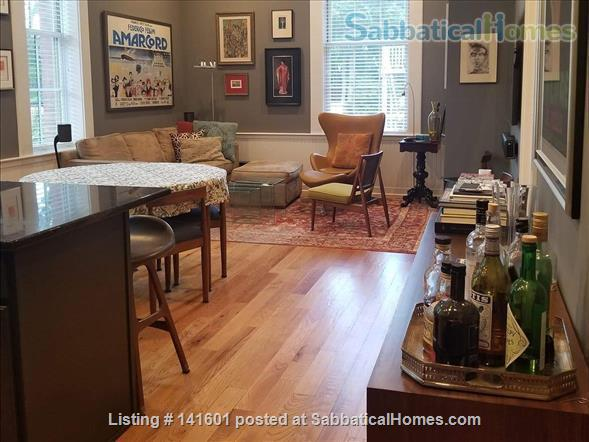Fully-Furnished 2 BR 2 BA  Duplex Condo Walkable to Yale Home Rental in New Haven, Connecticut, United States 1