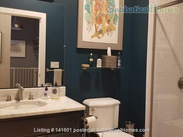 Fully-Furnished 2 BR 2 BA  Duplex Condo Walkable to Yale Home Rental in New Haven, Connecticut, United States 5