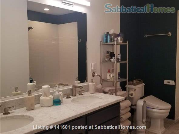 Fully-Furnished 2 BR 2 BA  Duplex Condo Walkable to Yale Home Rental in New Haven, Connecticut, United States 8