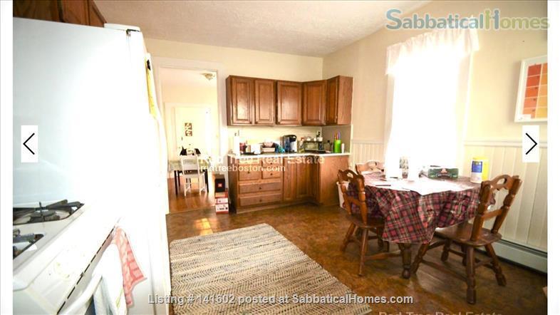 3 Bedroom plus office  Home Rental in Boston, Massachusetts, United States 9