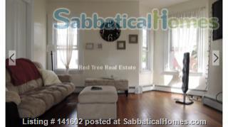 3 Bedroom plus office  Home Rental in Boston, Massachusetts, United States 0